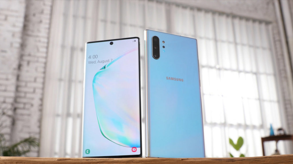Samsung explains why the Note 10 doesn't have a headphone jack