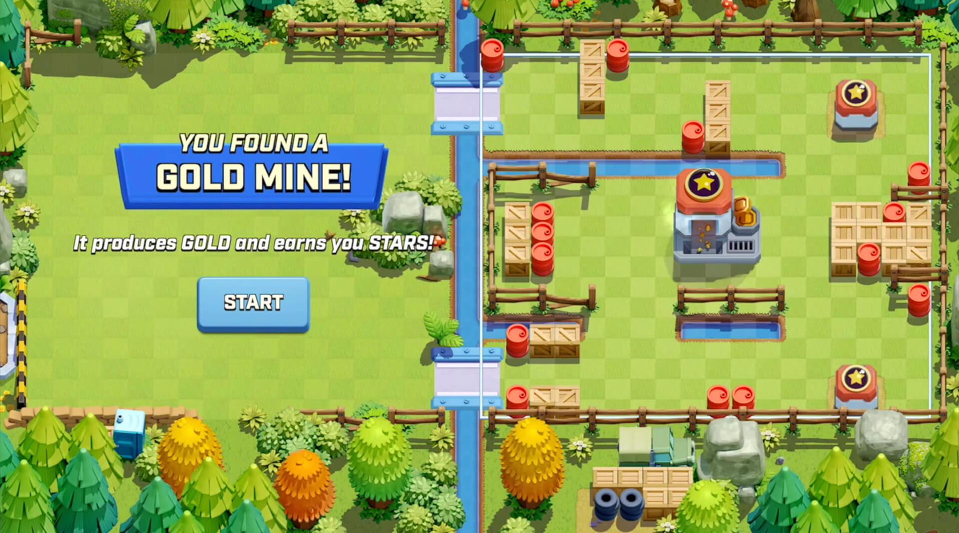 Carta Goldmine
