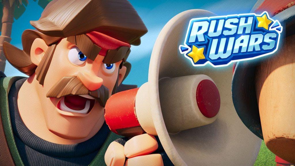 Come scaricare Rush Wars per Android e iOS (Soft Launch)