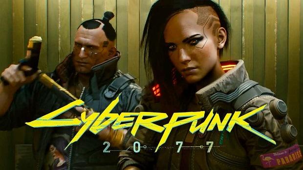 Cyberpunk 2077 world