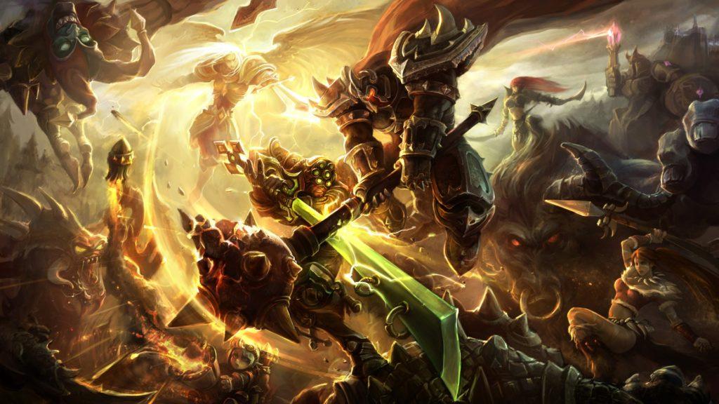 Gli sviluppatori di League of Legends confermano finalmente che stanno lavorando a un gioco di combattimento