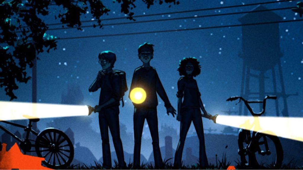 La recensione del Blackout Club - Stranger Things Are Afoot
