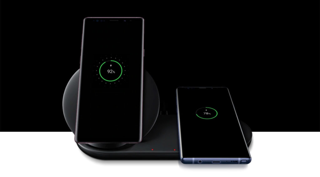 20W wireless charging stand revealed in two colors