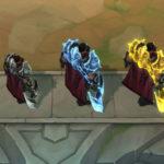 Come aggiornare i campioni di Teamfight Tactics