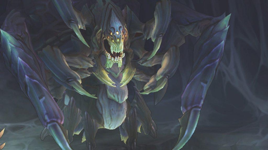 I fan di League of Legends vogliono che Riot salvi Vilemaw di The Twisted Treeline