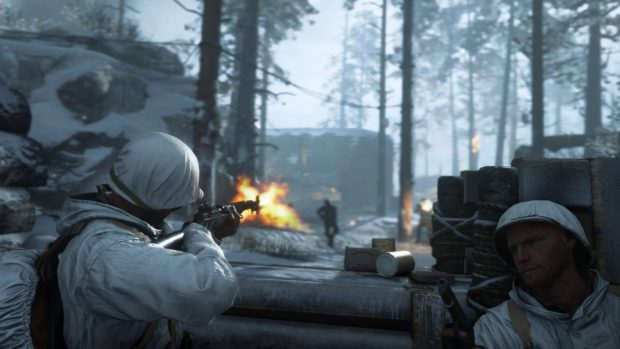 Call of Duty WW2 Heroic actions