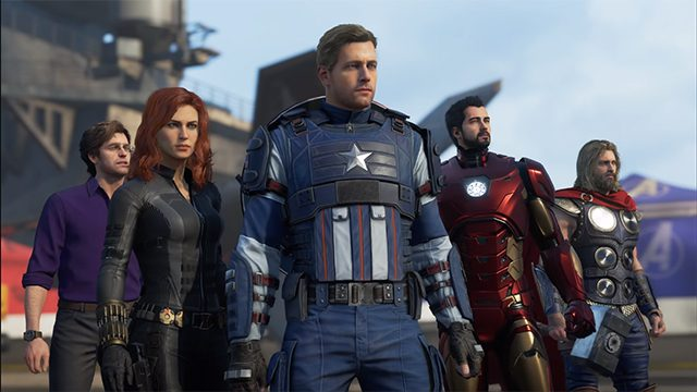 Ritardo dei Vendicatori della Marvel