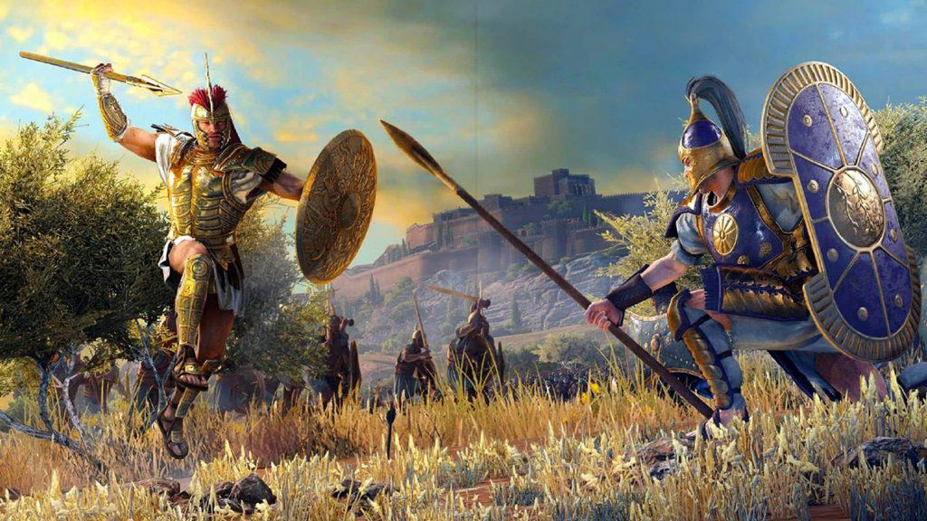 Total War Saga Troy uscirà su Epic Store, gratuitamente il giorno del lancio
