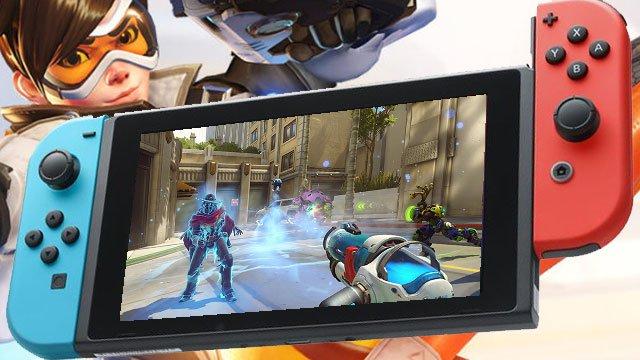 """Overwatch Switch port consentirà ai giocatori di usare Joy-Contro """"come un puntatore laser"""""""