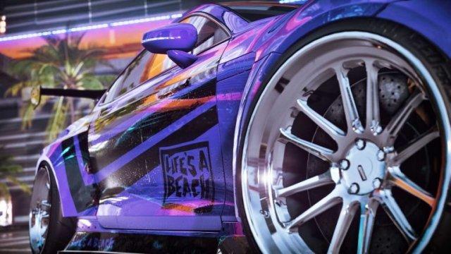 Note sulla patch di aggiornamento di Need for Speed Heat 1.02