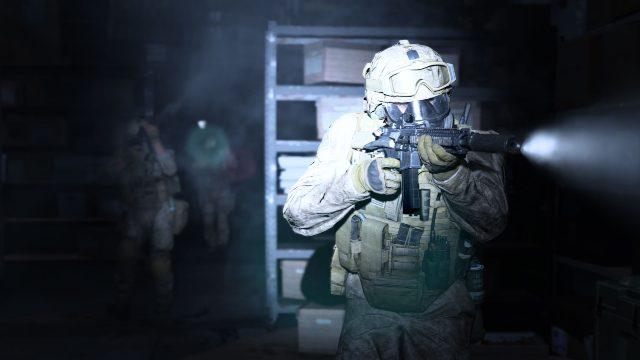 Call of Duty_ Modern Warfare ha un sistema SMBMM_