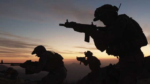 guerra moderna Qual è il problema con SBMM_