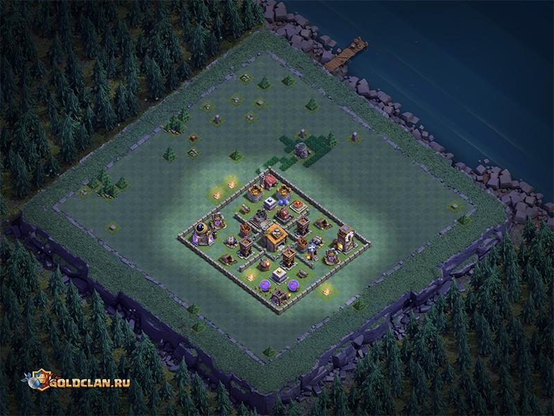 Base DS 6 senza trappole