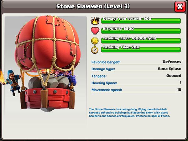 Livello 3 - Stone Slammer