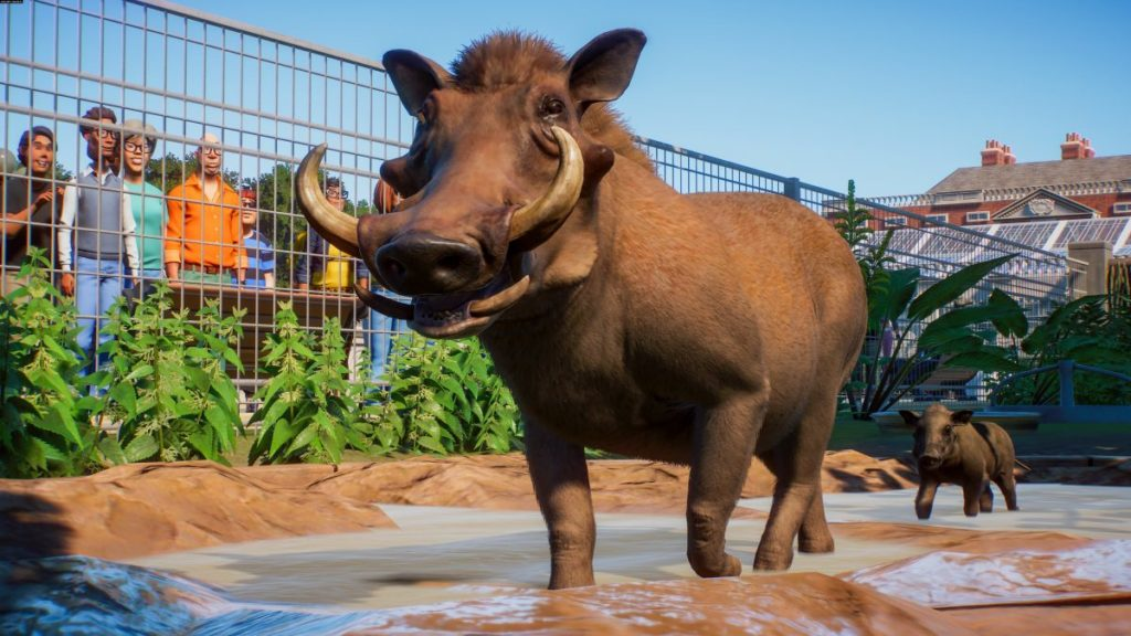 Planet Zoo Franchise Mode
