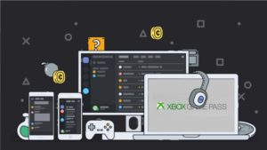 Xbox Game Pass Discord screens