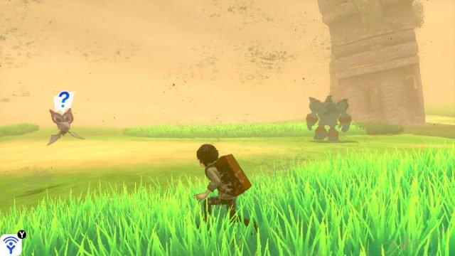 Pokemon spada e scudo noibat Fischio dall'erba