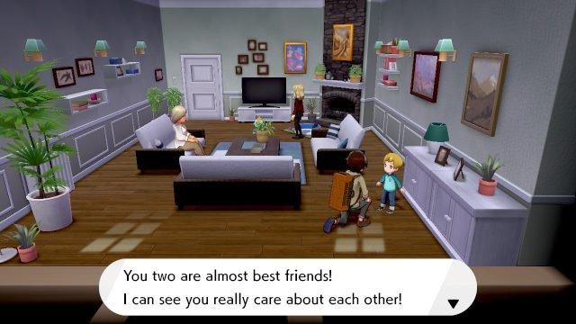 Come controlli il tuo npc boy checker Friendship del tuo Pokemon