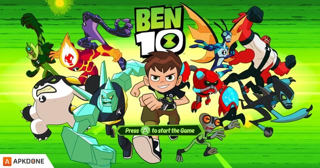 APK + dati di Ben 10 Heroes per Android – Scarica l'ultima versione