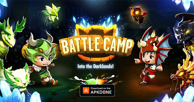 Battle Camp – Monster Catching MOD APK 5.5.2 per Android – Download