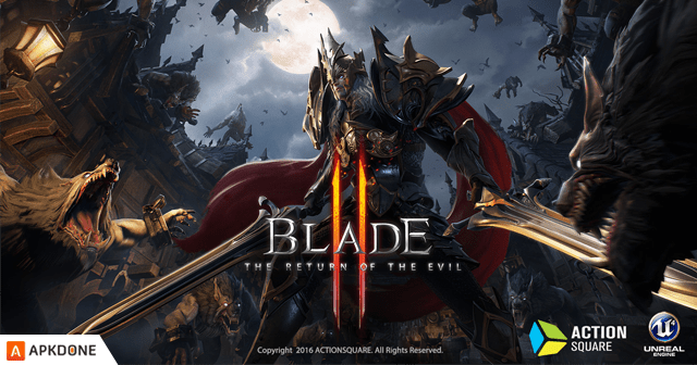 Blade II – The Return of Evil APK 2.0.0.0 per Android – Download