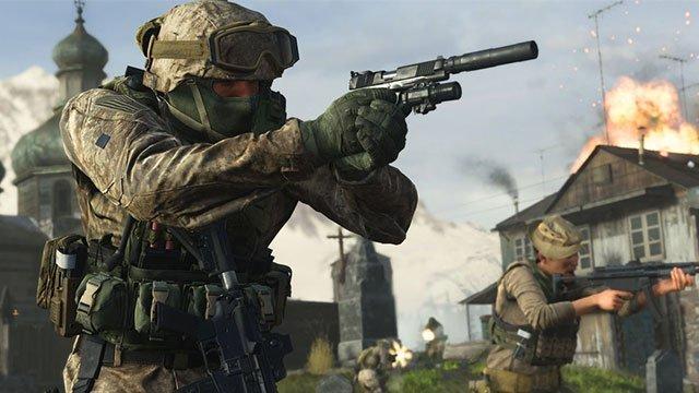 Dettagli della roadmap di Modern Warfare Gunfight 3v3 e caricamenti extra