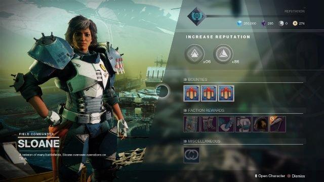 Destiny 2 sloane titan