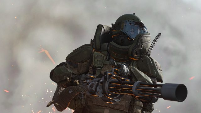 Call of Duty Modern Warfare 725 nerf