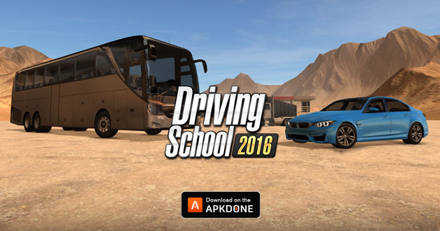 Driving School 2016 MOD APK 2.0.0 (denaro illimitato / sbloccato) per Android – Download