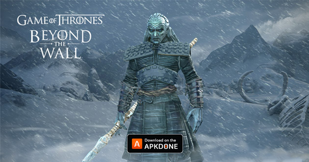 Game of Thrones Beyond the Wall APK + file di dati OBB v0.6.94 per Android – Download