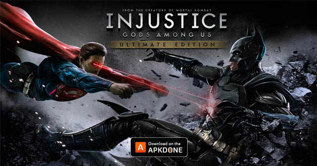 Injustice: Gods Among Us MOD APK + file di dati OBB v2.21 per Anroid – Download
