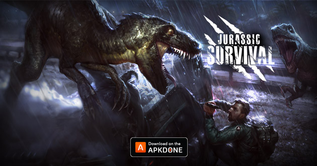 Jurassic Survival MOD APK 1.1.27 (Unlimited Craft) Scarica per Android