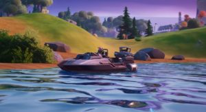 Fortnite Chapter 2 Motorboat Locations