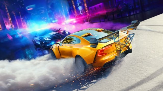 Need for Speed ​​Heat è una piattaforma incrociata?