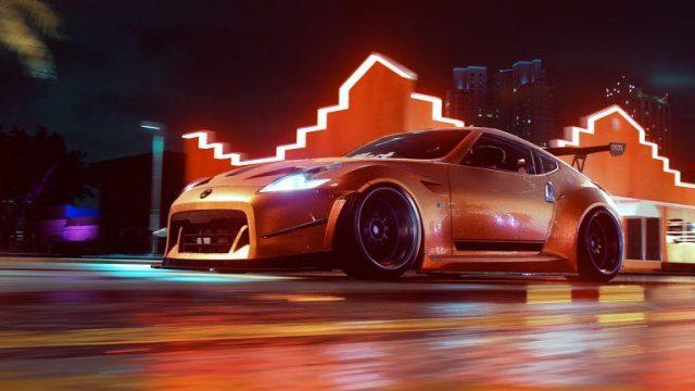 Aggiornamento Need for Speed Heat 1.02