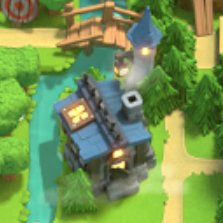 Lodge a Clash Royale