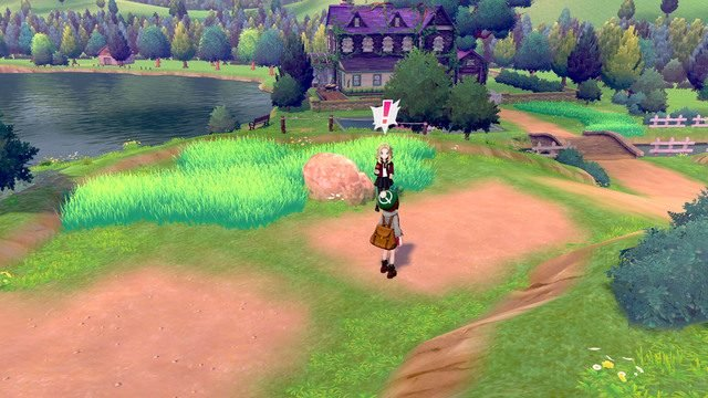 Pokemon Sword and Shield Falsofinale Posizione