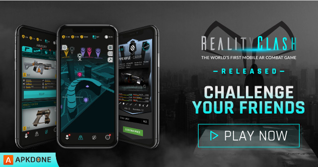 Reality Clash: AR Combat Game APK + OBB Data 1.16 Scarica per Android