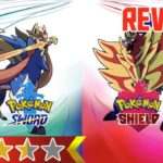 Box art - Pokemon Sword and Shield