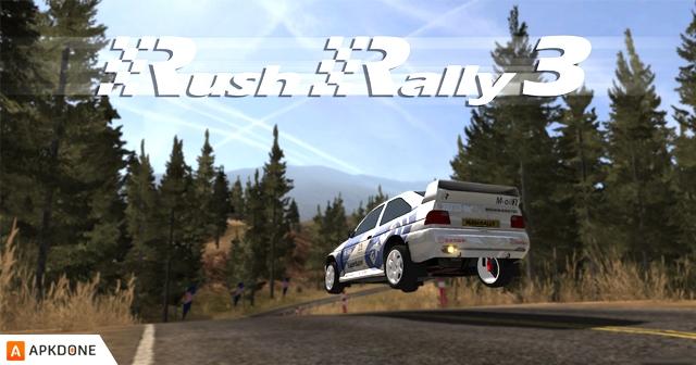 Rush Rally 3 APK + MOD v1.61 (denaro illimitato) per Android – Download gratuito