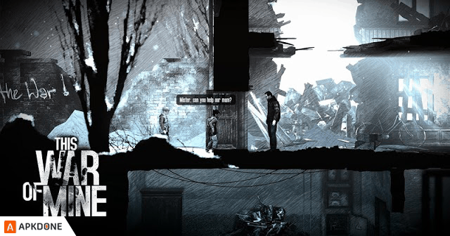 This War of Mine: Stories – Father's Promise APK + Data 1.5.5 per Android