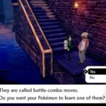 Pokemon Sword and Shield Battle-Combo Moves