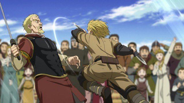 Episodio 21 di Vinland Saga