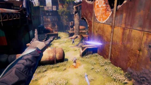 Destiny 2_ Season of Dawn _ Restituzione di terre arrugginite sulla mappa PvP