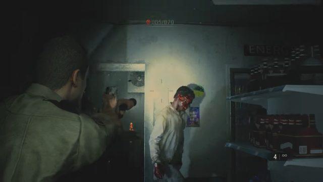 Resident Evil 2: il fantasma sopravvive al 4 ° scenario