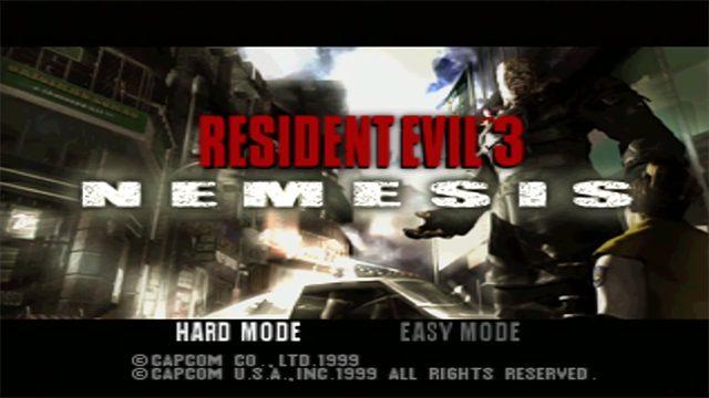 lista dei desideri di remake resident evil 3