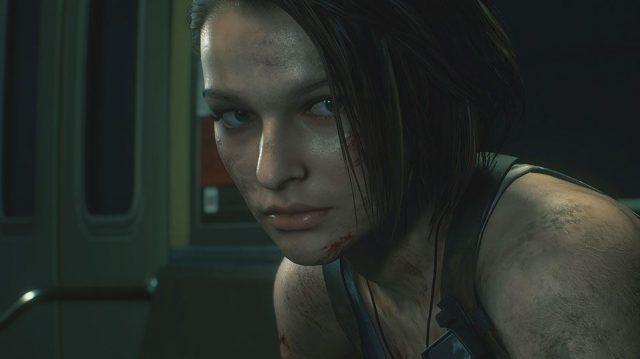 RE3 Remake Jill 2