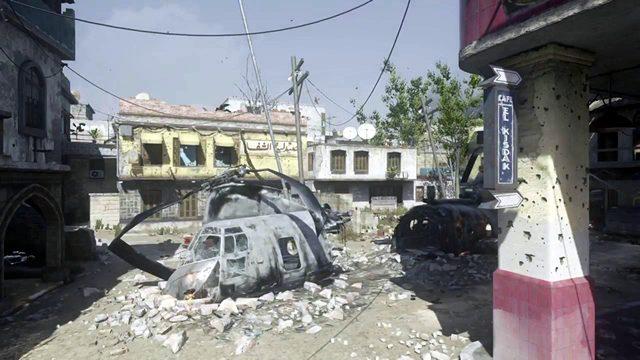 Call of Duty Modern Warfare: stagione 1 nuove mappe bloccate libere