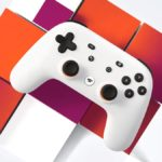 Google Stadia Dualshock 4 controller
