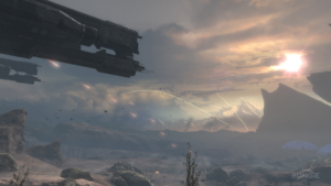 Halo Reach Tip of the Spear legendary